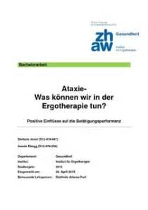 Bachelor thesis mit experteninterview